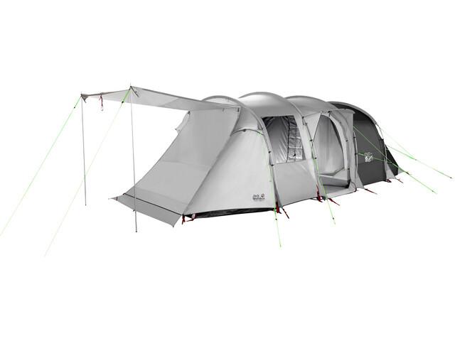 Jack Wolfskin Travel Lodge RT Tent, slate grey